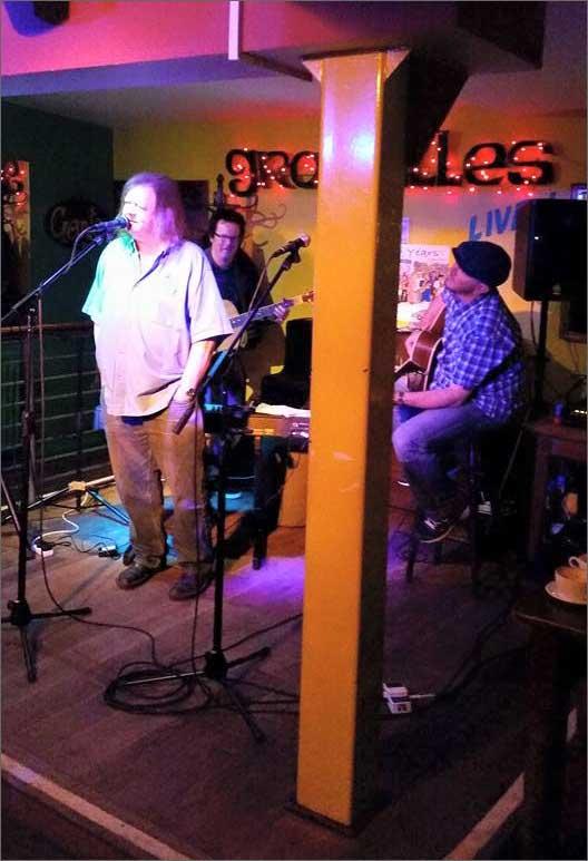 Doug, Dave and Carl at Granvilles