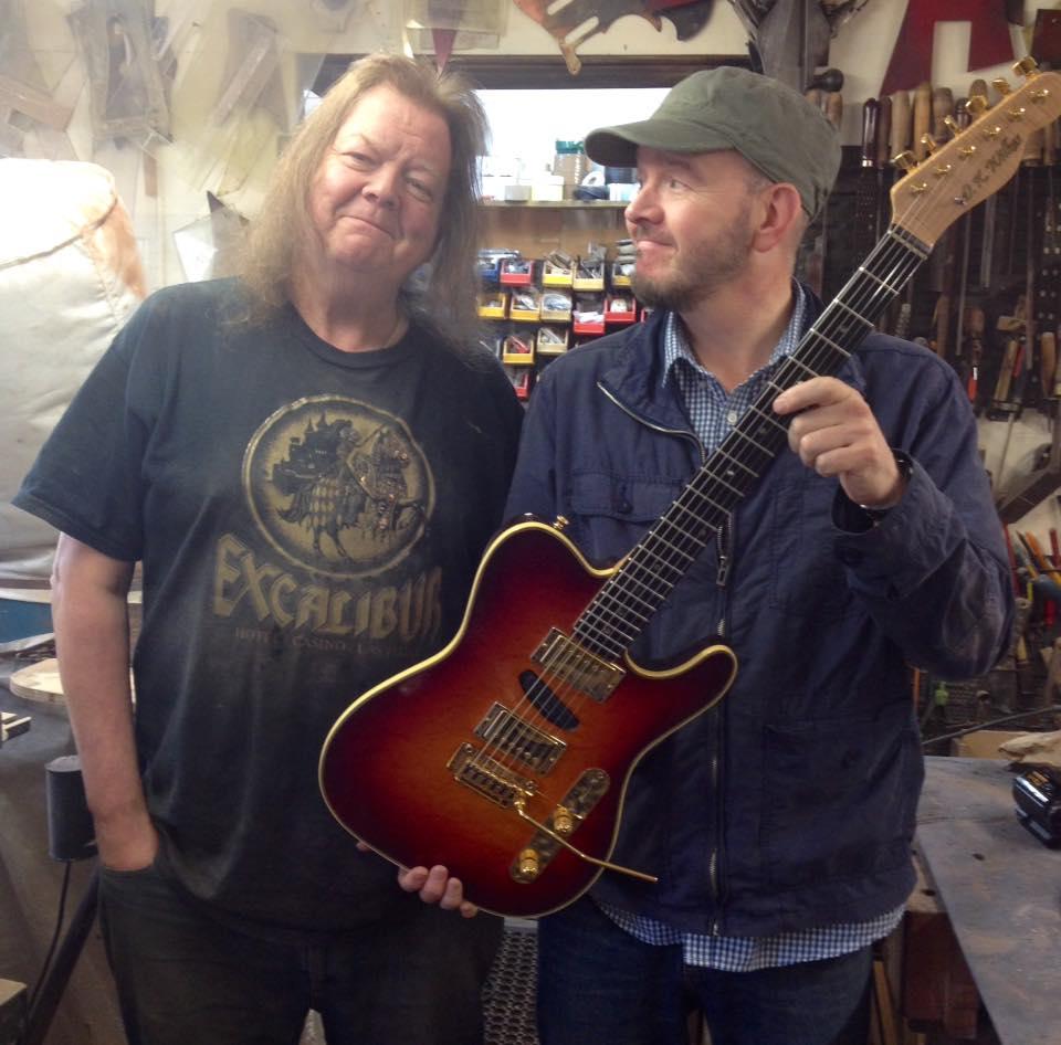 Wilkes Guitars Custom Telecaster
