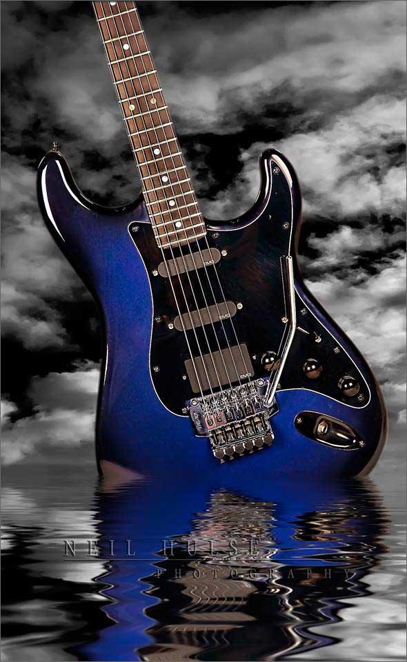 Doug Wilkes Lukather Inspired Strat