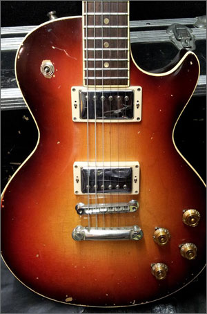 Doug Wilkes Les Paul