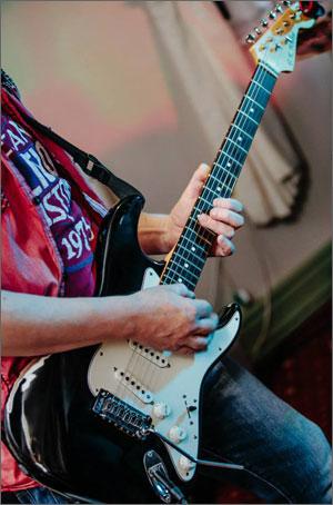 Doug Wilkes Stratocaster