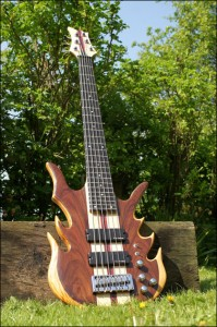 Wilkes Guitars 6-string-bass