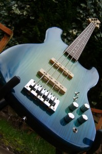 Wilkes Guitars bass-jazz