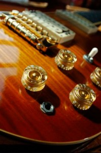 Wilkes Guitars les-paul